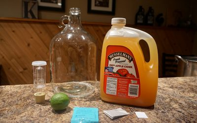 Dry English Cider Recipe