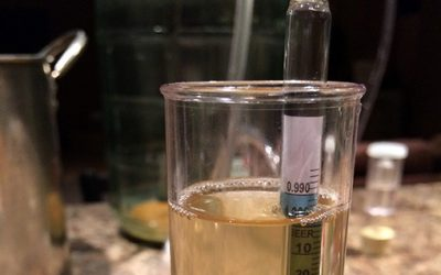 How to Use a Hydrometer for Cider Making