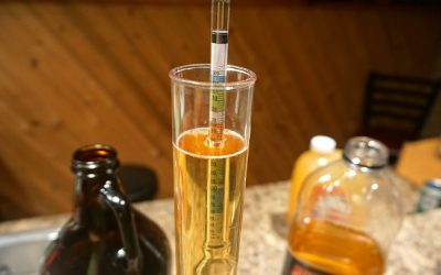 How to Stop Cider Fermentation for Sweet Hard Cider